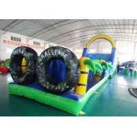 China Amusement Park Use Inflatable Circus, Inflatable Obstacle Challenges Game on sale