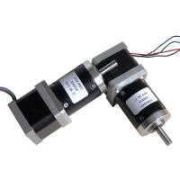 China Nema 14 geared stepper motor 35mm high torque 2-phase 5V planetary gearbox stepping motor with gearbox on sale