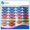 China Glossy surface waterproof adhesive sticker ,  White vinyl label paper printing wholesale