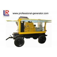 Buy cheap 30kW Deutz Mobile Power Generator , Deep Sea Control Panel AC Three Phase 220 / 380V from wholesalers