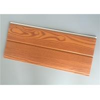 Quality Plastic Wood Laminate Wall Panels For Living Room for sale