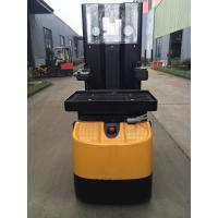 Buy cheap Counter Balance Electric Pallet Truck 1500kg With Battery Capacity from wholesalers