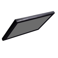 China Wall Mounted Touch 10 Inch Android Tablet With LED Light On Sides For Room Statu Indication wholesale