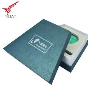 China Free sample Wholesale Fashion design custom logo print cosmetic packaging box with EVA insert on sale
