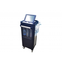 China 3mhz Rf Frequency Nubway Hydrodermabrasion Facial Machine wholesale