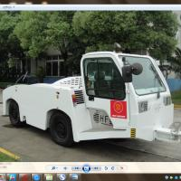 China 27500 Kilogram Aircraft Tow Tractor Reverse 20 Km / H Max Speed Long Life Span wholesale