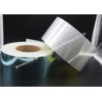 China High Barrier Transparent BOPP Food Packaging Film 2 % - 10 % Shrinkage Rate wholesale