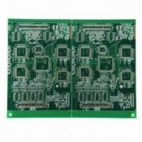 China 6-layer PCB, 1.60mm Finished Thickness wholesale