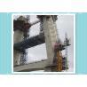 China 2 Ton Single Cage Passenger And Material Hoist SC270GD For Bridge / Building wholesale