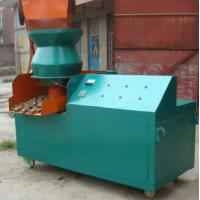 China Sugarcane bagasse briquette forming machine on sale