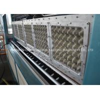 China High Output Rotary Pulp Egg Tray Making Machine / Egg Box Moulding Machine wholesale