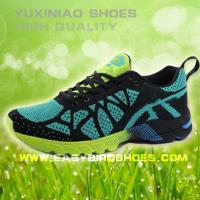 China adults fly fabric sport shoes women high quality, fashion children running shoes sneakers brand sport wholesale