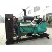 China Large Capacity Fuel 125kva Diesel Generator With Multiple Inlet / Exhaust wholesale