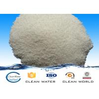 China Powder Cationic Polyacrylamide PAM / Cation PAM for papermaking water wholesale