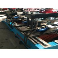 China 30KW Automatic Metal Roll Forming Machine , Parking Metal Forming Machine 380V wholesale