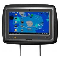 Buy cheap 9 Inch Android 4.0 vehicle entertaiment tablet PC with POE from wholesalers