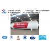 China factory sale 120,000L 50ton lpg gas storage propane tank, hot sale bullet type bulk surface lpg gas storage tank wholesale
