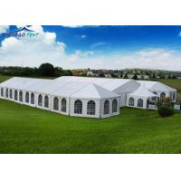 China Temporary Large 40m Aluminium Frame Marquee Tent Hall for Exhibition Trade Fair wholesale
