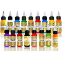 China Tattoo Permanent Eyebrow Ink (23 Color) -1/2oz-Biotouch on sale