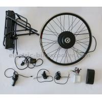 China Rear Hub Motor Electric Bike Conversion Kits Motorized Bicycle Parts 36V 350W on sale