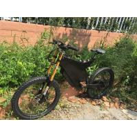 Buy cheap Fighter Fat Stealth Bomber Electric Bike B52 3000w 72v Non - Foldable For Stunt from wholesalers