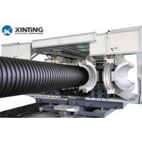 China Double Wall Corrugated Pipe Extrusion Line SBG800 ID500-800MM For HDPE/PP wholesale