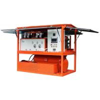 China Multifunctional SF6 Gas Recovery Machine SF6 Gas Refilling Machine wholesale