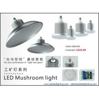 China factory lighting led highbay dimmable mushroom light meanwell driver bridgelux led CE wholesale