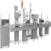 Buy cheap Capsule Counting Automatic Packaging Machine Filling Capping And Labeling from wholesalers