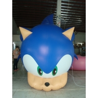 Buy cheap giant PVC Custom Shaped Inflatable Advertising Balloons Digital Printing from wholesalers
