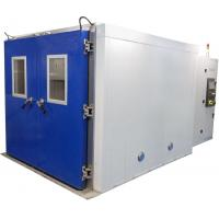 China Panelized Walk In Climatic Chamber Digital Electronic Indicators With Observation Window wholesale