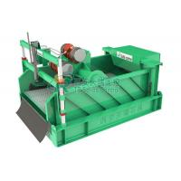 China Drilling Waste Management Linear Motion Shale Shaker with 7mm Double Amplitude wholesale
