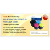 Buy cheap Samsung CLP 300 Series from wholesalers
