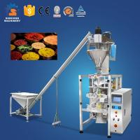 Buy cheap Highly Automatic Vertical Powder Spice Packing And Filling Machine from wholesalers