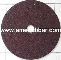 China rubber mulch tree ring wholesale