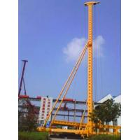 China DZJ-60 Vibration Pipe-Sunk Piles Hammer Pile Driver For Building Foundation Construction on sale