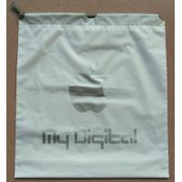 China White Double Layer Drawstring Plastic Bags Waterproof Bag For Iphone wholesale
