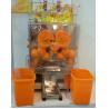 China Auto Feed Orange Squeezer Juicer Juice Extractor Machine Metal wholesale