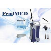 China 10.4 Inch Lcd Fractional Co2 Laser Equipment For Vaginal Tightening , 40W Metal Tube wholesale