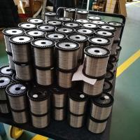China Excellent Creep Resistance FeCrAl Alloy 0Cr27Al7Mo2 Wire Bright Surface wholesale