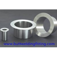 China ANSI B16.9 3'' SCH10S Butt Weld Fittings ASME SB163 NO8825 , Nickel Alloy Stub End wholesale