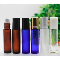 China Custom Cosmetic 5ml Roll On Perfume Bottles , Plastic Empty Rollerball Containers wholesale