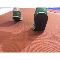 China track&field flooring run way rubber athletic track wholesale