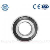China Flange Mount Stainless Steel Pillow Ball Bearing UC202 Long Life wholesale