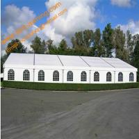 China Assembled Aluminum Party frame Tent Rainproof Event Ceremony Marquee Tents wholesale