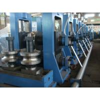 China Steel Profile Tube Mill Machine For Gas Transportation Square Pipe wholesale