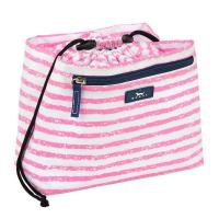China Cosmetic Organizer Stylish,Travel Toiletry Bag with Brushes Holders Cosmetic Bag on sale