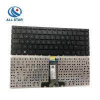 China Spanish Black Backlit Laptop Keyboard 918692-001 for HP 14-BS 14-BA Series on sale