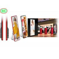 China Transparent  Indoor 1R1G1B LED Screen HD for shopping Centure wholesale