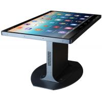 China 65 Inch Smart Touch Screen Table , 10 Points Capacitive Touch Screen Multi Function Table wholesale